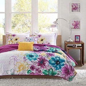 Intelligent Design Olivia 5-Pc. Coverlet Set